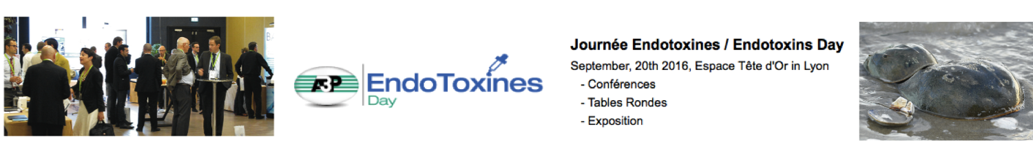 Meet us at the ENDOTOXIN DAYS in Lyon (September, 20th)