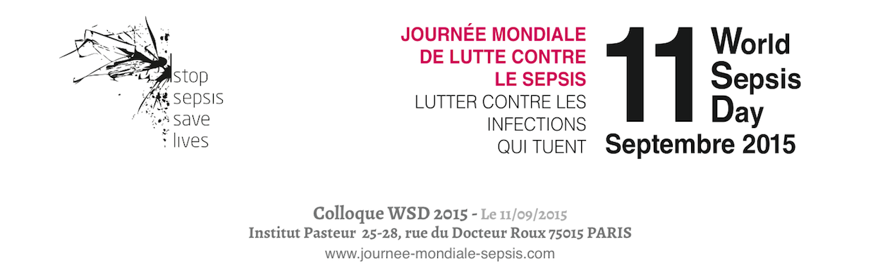 World Sepsis Day 2015 in Paris